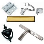 aluminium door accessories