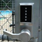 heavy duty code lock