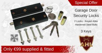 locks for garage doors