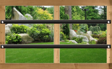 shed window security bars